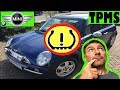What is TPMS and how does it Work - Mini Tire Pressure Monitor System Mini R50 R53