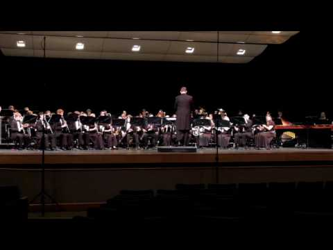 2017 04 13 Cedar Park HS Honor Band UIL-- Enigma - Variations on an Original Theme by Elgar