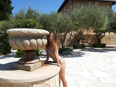 Кипр, Пафос, отель Элизиум, эзотерические практики на море видео обзор