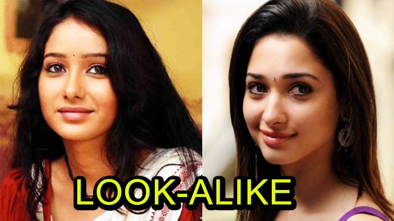 Top 7 Tv And Bollywood Actresses Look Alike 2017 - Youtube-1310