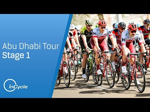 Abu Dhabi Tour 2018: Stage 1 Highlights