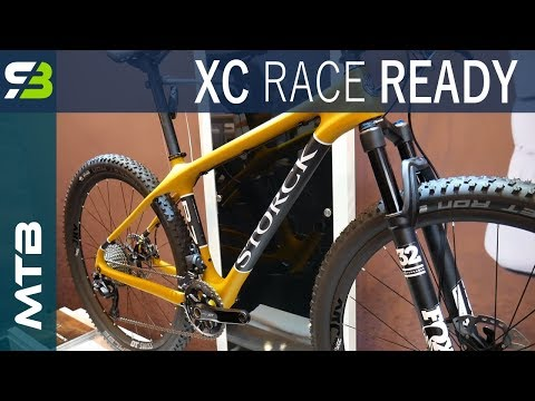 2018 XC Carbon Hardtails. Cross Country Race Ready.