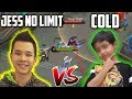 Jess No Limit Vs Cold, Fanny Vs Alucard