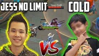 JESS NO LIMIT VS COLD, FANNY VS ALUCARD!