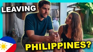 Time to LEAVE the PHILIPPINES?