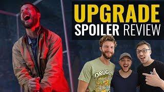 Upgrade Spoiler Movie Review (Sydney Film Festival 2018)
