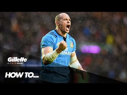 How To Play Number 8 with Sergio Parisse | Gillette World Sport