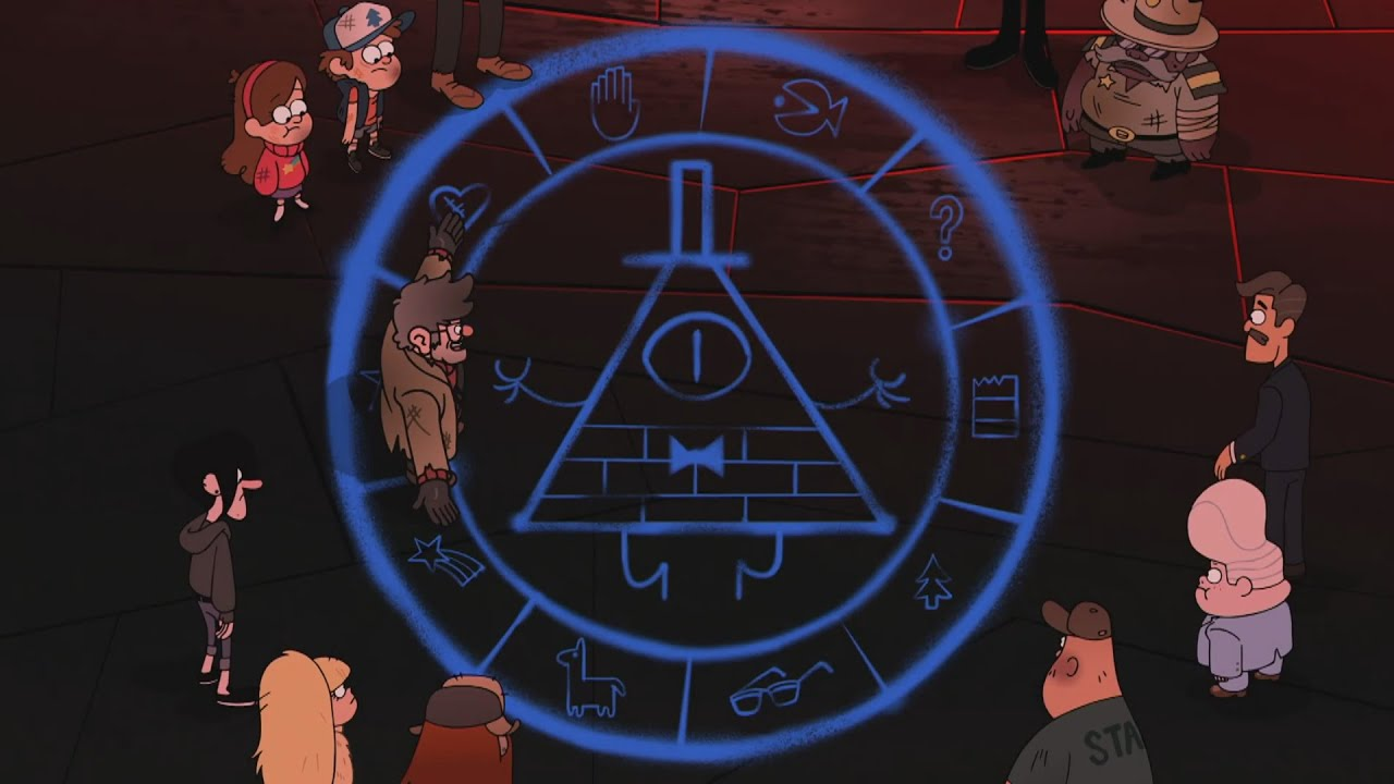 Gravity Falls Jounal Wallpaper Gravity Falls│weirdmageddon Part 3 Soundtrack│the Wheel