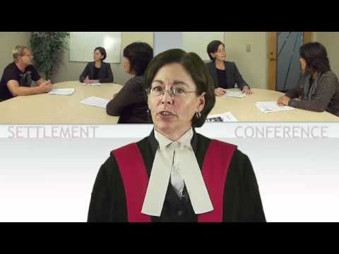 Small Claims BC - Settlement Conferences