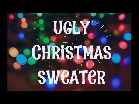 Ugly Christmas Sweater Party Kit #Printable
