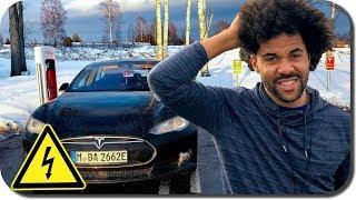 Tesla Batterie Schaden In Schweden 🥶