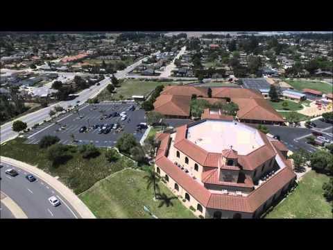 santa maria way drone footage