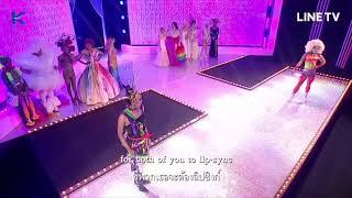 Mochadiva vs. Silver Sonic  Drag Race Thailand Ss2