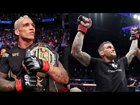 State of the UFC Lightweight Division   July 2021