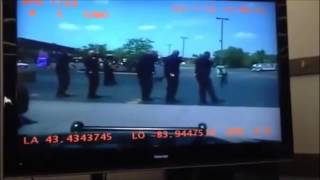Milton Hall police shooting death
