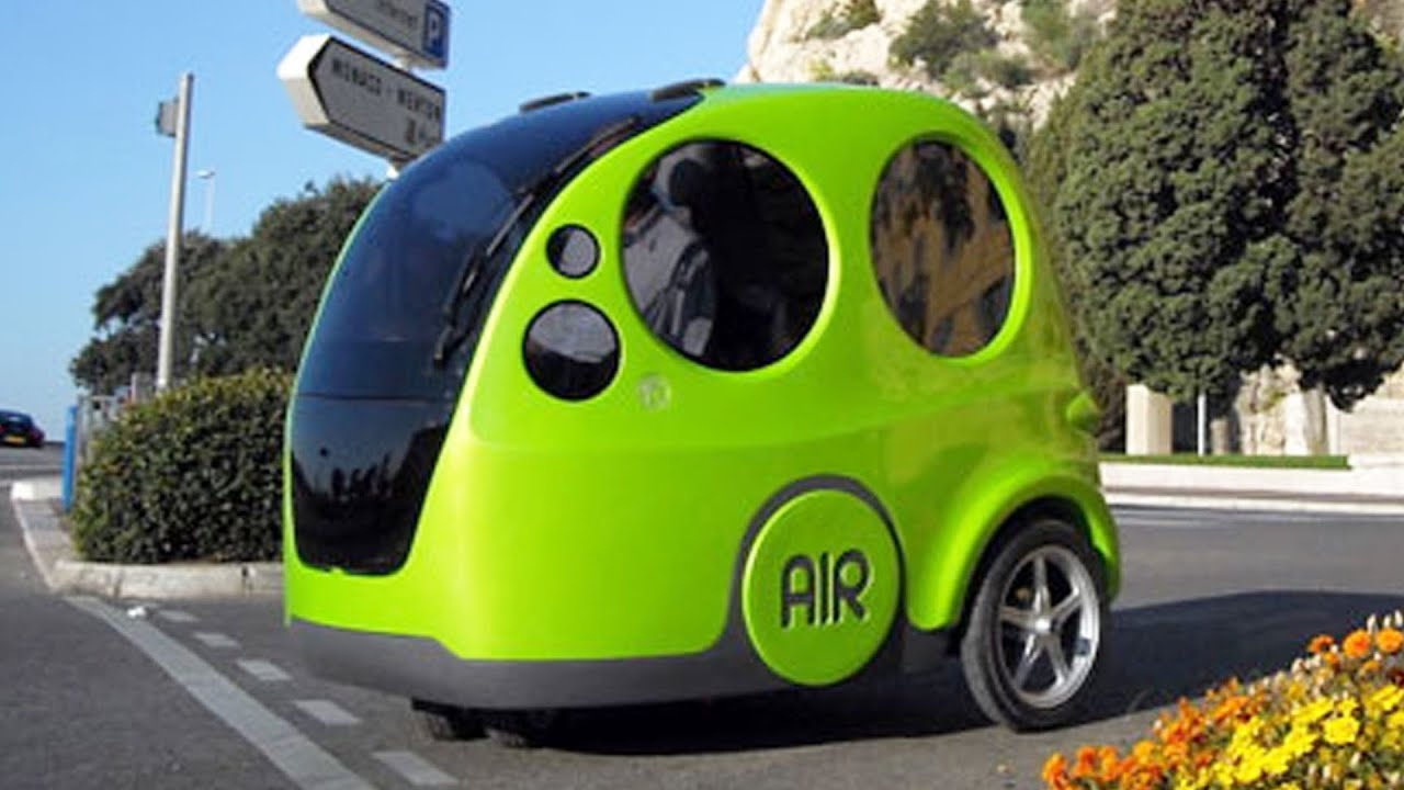 Car That Runs On Air >> This Car Runs On Air Video Youtube