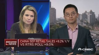 'Very slow' cooling of China's economy was expected: BNP Paribas | Squawk Box Asia