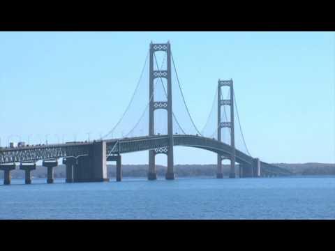 Great Getaways: Mackinac Bridge Segment (Viewers