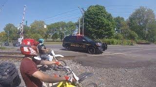 Motos vs Policias Motos Escapandose De La Policia #7 2018