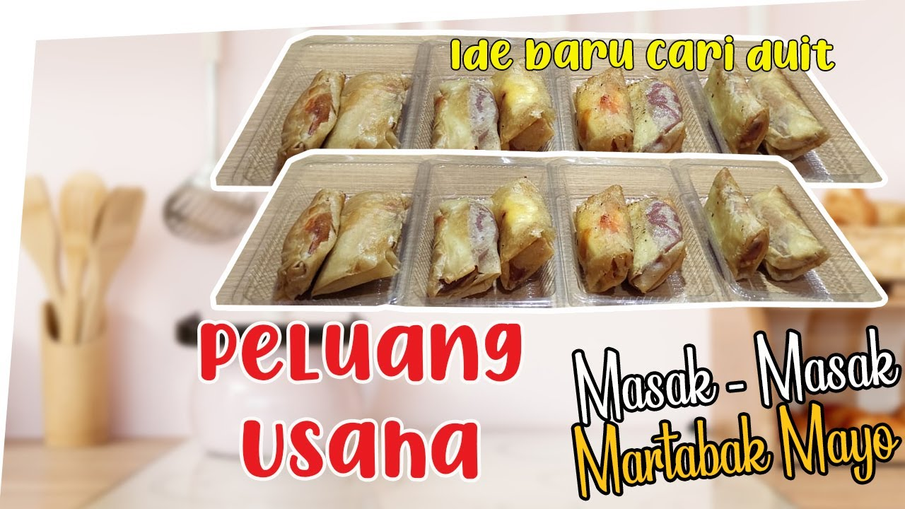 Martabak Mayo, Aslii Enaakkk.. by Kuning Telur