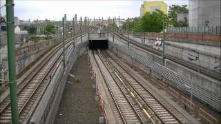 U-Bahn Linien U4, U6: Längenfeldgasse, Wien