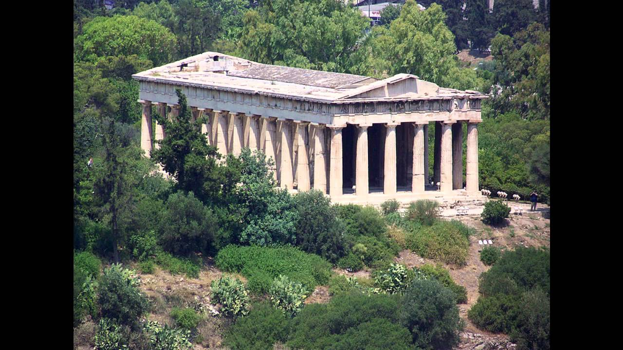 architectural history part 1 ancient greek architecture youtube