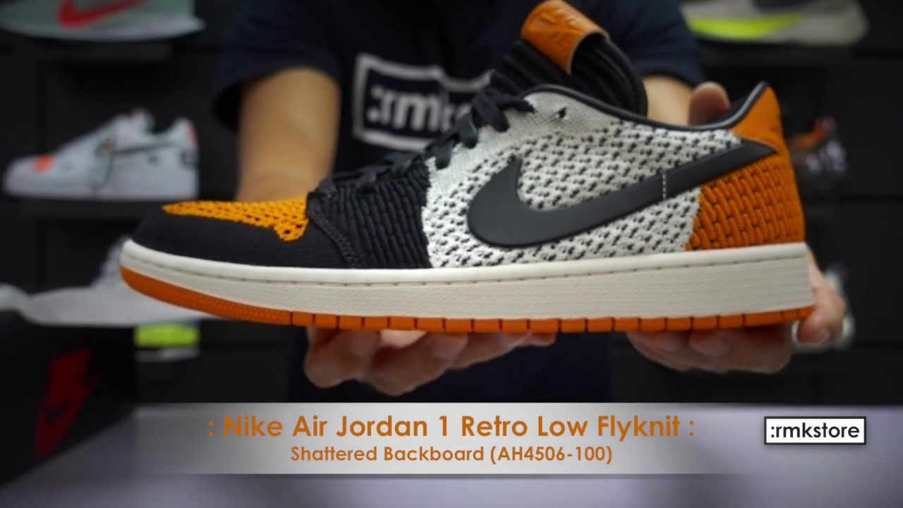 Shattere Flyknit Unboxing Air Jordan 1 Low Seriesepisode 2Nike 0OwN8XZnPk