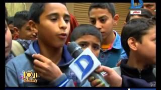 العاشرة مساء| جريمة قتل بشعة على طريقة فيلم عبده موته طفل يقتل طفلين بخرطوش
