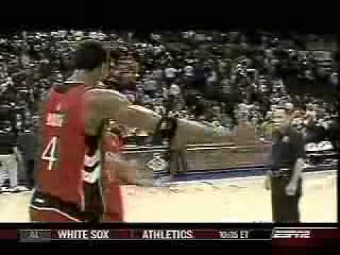 NBA 2006/07 Season The Life Of Toronto Raptors