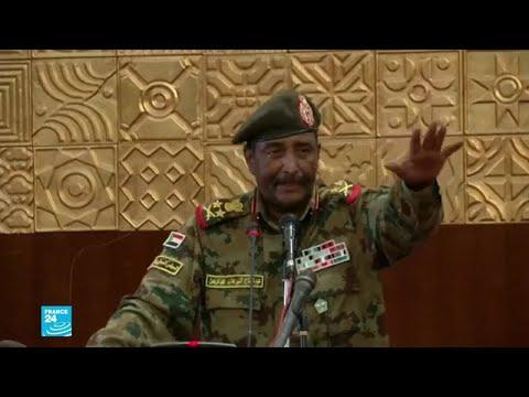 السودان: المجلس العسكري يدعو قادة الاحتجاجات لحوار غير مشروط  - نشر قبل 16 دقيقة