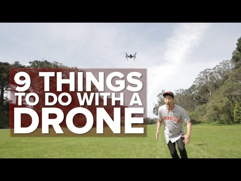 9 things to do if your drone is your BFF