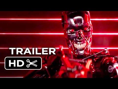 Terminator: Genisys Official Trailer #1 (2015) - Arnold Schwarzenegger Movie HD