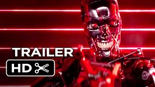 Terminator: Genisys Official Trailer #1 (2015) - Arnold Schwarzenegger Movie HD