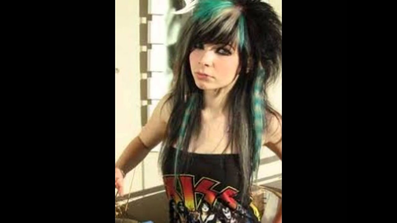 30 Scene Hairstyles Hair Color Ideas For Girls Youtube