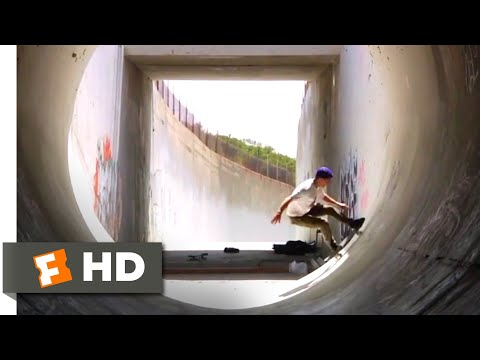 Propeller (2015) - The Outlaw Geoff Rowley Scene (8/10) | Movieclips