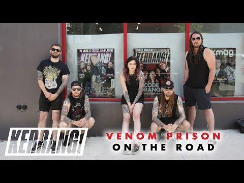 VENOM PRISON: On the Road in the U.S. Mp3