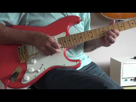 Tragedy. Bee Gees Guitar Cover By Phil McGarrick. FREE BT & TABS