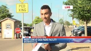 Inside look at Casa Padre facility