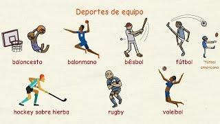 Aprender español: Deportes de los Juegos Olímpicos (nivel intermedio)