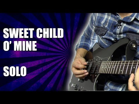 Sweet Child O' Mine: Guns N' Roses – Solo