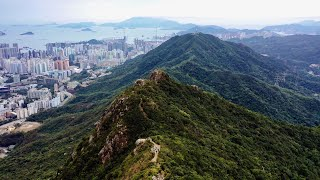 Hiking 60 Miles on the MacLehose Trail in Hong Kong