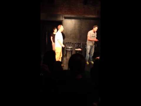 Matt Walsh and Matt Besser Teach A Lesson About Commitment to a Drunk Heckler