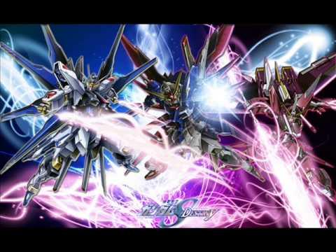 Result Nami Tamaki (Gundam Seed Destiny Special Ending 1)