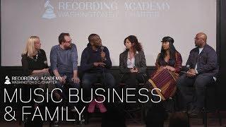 Music Business & Family: How Melanie Fiona, Monika Tashman & More Music Professionals Get It Done