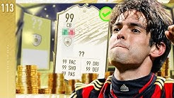 WE BOUGHT A PRIME MOMENTS ICON!! - FIFA 20 KAKA ROAD TO GLORY #113