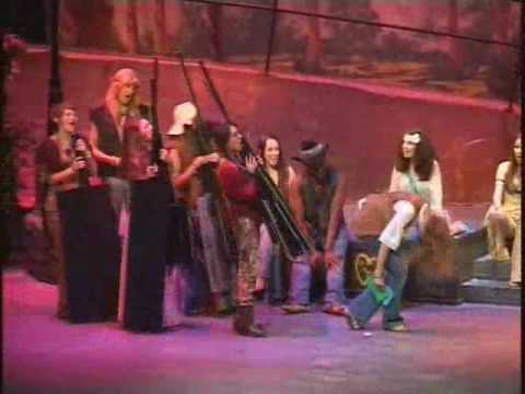 Hair Compilation Act I Part I: From Hair, The American Tribal Love-Rock Musical