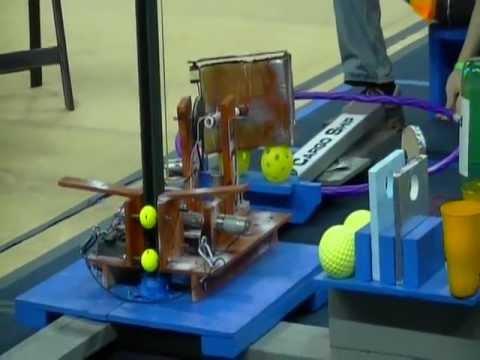 TCS Robotics 2012