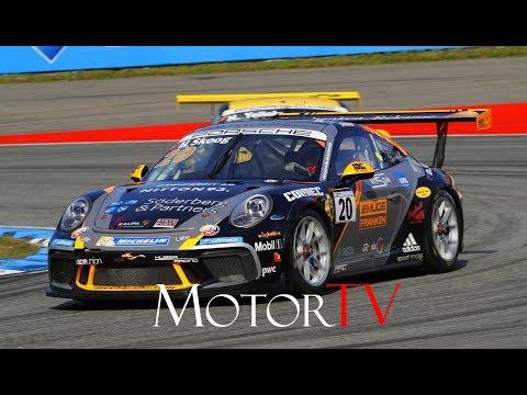 MOTORSPORT : 2017 PORSCHE CARRERA CUP DEUTSCHLAND l Hockenheimring (ENG) l Full Race