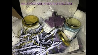 Candles in Review - MKLonestarHandcrafted