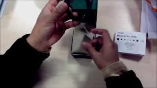 Casio Prayer Compass Watch CPW-500H ~ Open Box ~